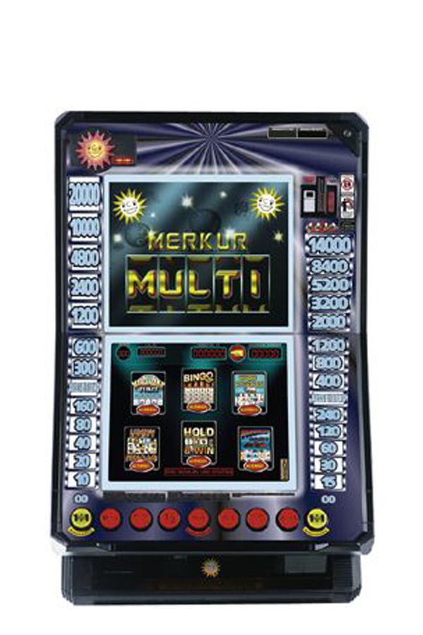 Merkur Automaten